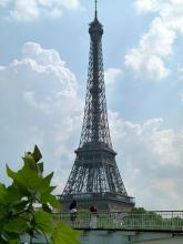La Tour Eiffel By Dinkum (Own work) [CC0], via Wikimedia Commons