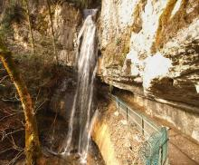 La Cascade d'Angon
