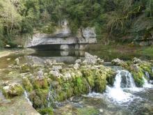 Source de la Douix à Chatillon sur seine