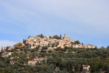 Le village de Coaraze