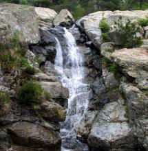 Les cascades des Anglais