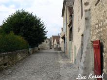 Charroux en Bourbonnais, ancienne ville fortifiée