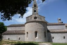 Abbaye du Thoronet By Willyman CC BY-SA 4.0 via Wikimedia Commons