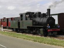 Le P'tit Train de la Haute Somme By Hektor CC BY-SA 2.5 via Wikimedia Commons