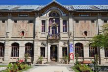 Musée de la Porcelaine Adrien Dubouché © Croquant/Wikimedia Commons, via Wikimedia Commons