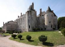 Château de Meung sur Loire By Manfred Heyde CC BY-SA 3.0 via Wikimedia Commons