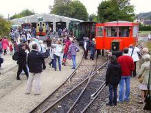 Musée des Tramways (MTVS) Par Didier Duforest CC BY-SA 3.0 via Wikimedia Commons
