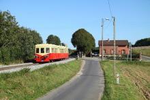 Chemin de fer touristique de la vallée de l'Aa By BB.12069 CC BY 2.0 via Wikimedia Commons