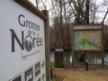 Les Grottes de la Norée
