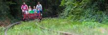 Velo Rail photo de cf-charentelimousine.fr