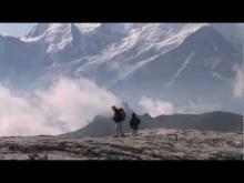 Vidéo du Lapiaz du désert de Platé