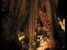 Vidéo de la Grotte des Demoiselles