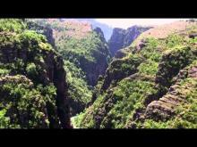 Vidéo des Gorges de Daluis