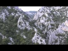 Les Gorges de Galamus en Vidéo
