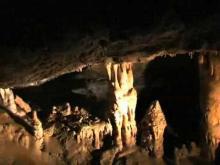 Vidéo de la grotte des Moidons