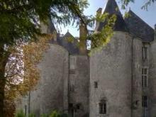 Château de Meung sur Loire en vidéo