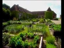 Jardin Médiéval de Bois-Richeux en vidéo