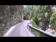 Vidéo des gorges du Bachelard
