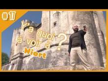 Donjon de Niort en vidéo