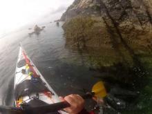 Vidéo Les Grottes marines de Morgat