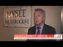 Musée Archéologique du Val d'Oise en vidéo