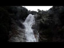 Vidéo de la Cascade du Voile de la Mariée