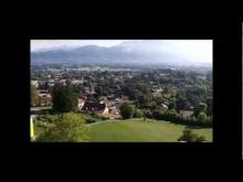 la Cité médiévale de La Roche sur Foron en vidéo