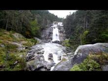 Vidéo de la Cascade et du pont d'Espagne - Cauterets