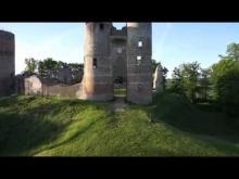 Château de Bressieux en vidéo