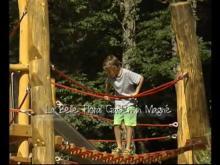 Le Parc floral de la Belle en vidéo