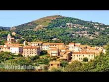 Le village de Piana en Vidéo