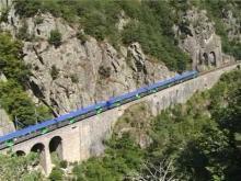 Train Touristique des Gorges de l'Allier en vidéo