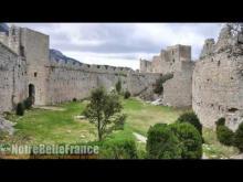 Le Château de Puilaurens en Vidéo