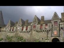 Château de Pontivy en Vidéo