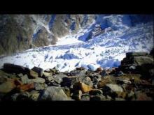 Vidéo du Glacier des Bossons