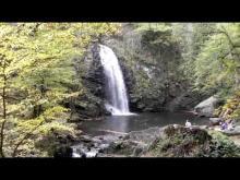 Vidéo les cascades de Murel