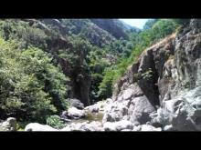 Vidéo des gorges de Spelunca