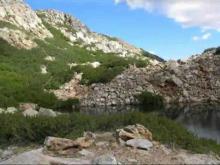Vidéo du lac de Bracca
