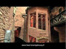 Le Château du Haut-Koenigsbourg en Vidéo