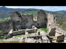 Le Château de Puivert en Vidéo