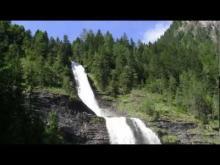 Vidéo de Sixt Fer à Cheval et la cascade du Rouget