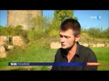 La forteresse des Ducs de Guise en vidéo