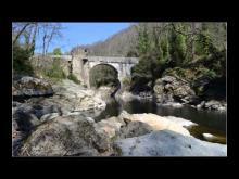 Vidéo du Pont du Diable à Montoulieu