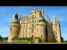 Château de Brissac en Vidéo