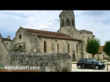 Vidéo de Charroux en Bourbonnais, ancienne ville fortifiée