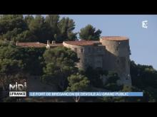 Fort de Brégançon en vidéo