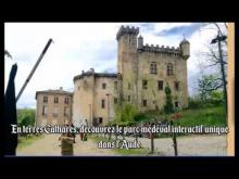 Château Chalabre en vidéo