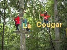 Parc de loisirs AKROBRANCH d'Orlu en Vidéo