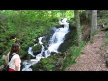 La Cascade de la Serva en Vidéo