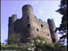 Château d'Alleuze en Vidéo